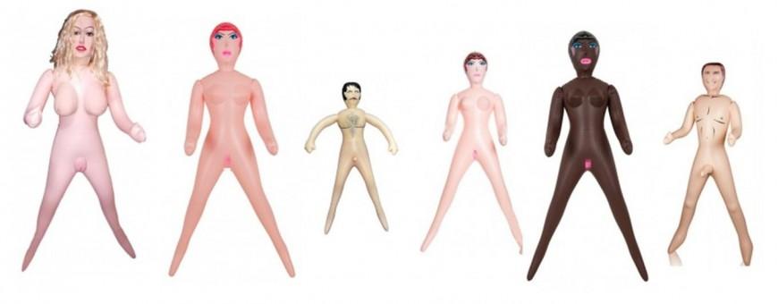 Bambole Bamboli Gonfiabile