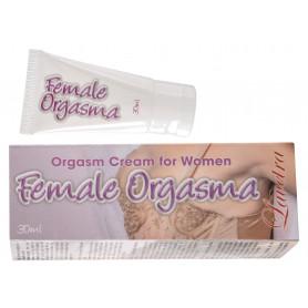 Female Orgasma Crem 30ml crema eccitante per donna