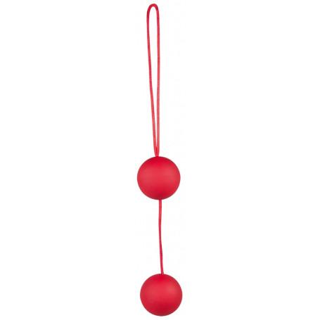 Velvet Red Balls pallne vaginali