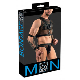 Completo intimo bondage uomo Top and Jock