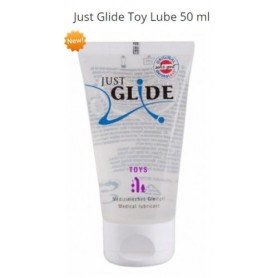 Lubrificate sessuale apposito gel per sex toy anale vaginale just glide toys