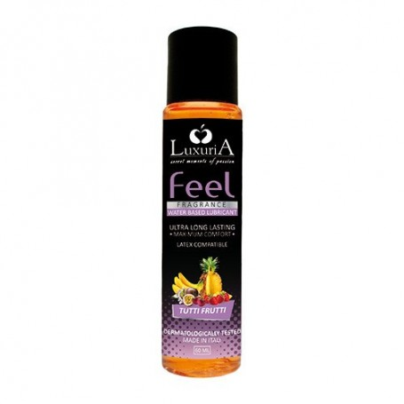 Lubrificante feel fragrance tutti frutti 60 ml