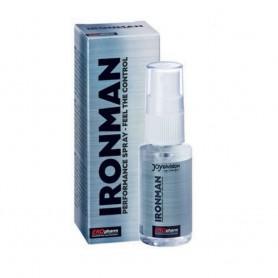 Ritardante contro eiaculazione precoce in spray 30 ml Ironman