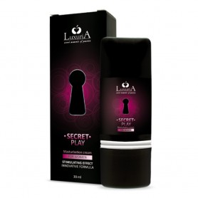 Lubrificante stimolante gel per masturbazione secret play her 30 ml