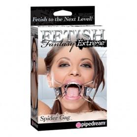 Morso per spalancare la bocca the extreme spider gag ball bondage fetish fantasy