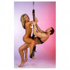 Altalena dell'amore black per sesso posizioni erotiche the swing