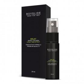 Spray ritardante per uomo contro eiaculazione precoce boyglide 20 ml delay