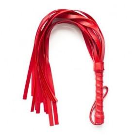 Frusta a frange squash whip red
