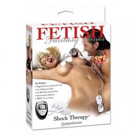 Stimolatore sessuale con scossa del piacere shock therapy