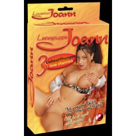 bambola gonfiabile realistica Sexy Joann doll
