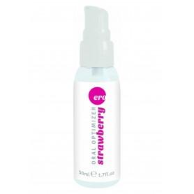 spray gel intimo stimolatore per sesso orale commestibile aromatizzato fragola