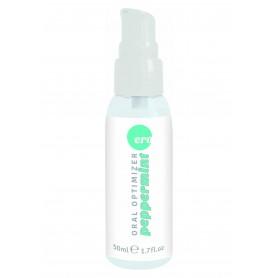 gel intimo spray sessuale piacere orale  aromatizzato alla menta 50 ml