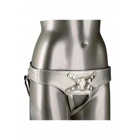 Imbragatura indossabile strap on per vibratore dildo
