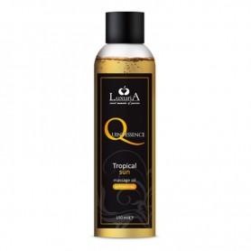 Quintessence massage oil tropical sun olio da massaggio afrodisiaco