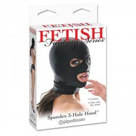 Maschera  hole hood elasticizzata