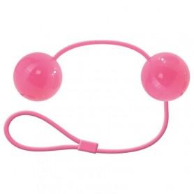 Palline anali vaginali mini candy balls pink
