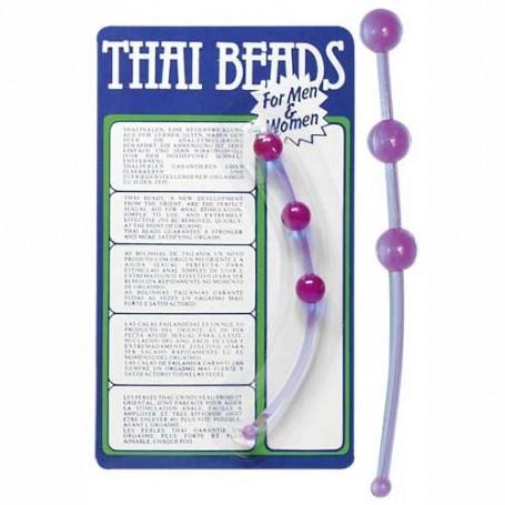 Fallo anale thai beads for men women