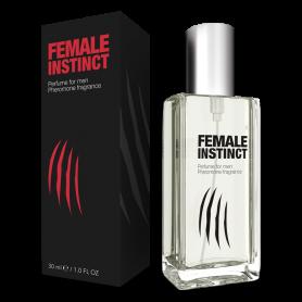 Profumo ai feromoni per uomo female instinct