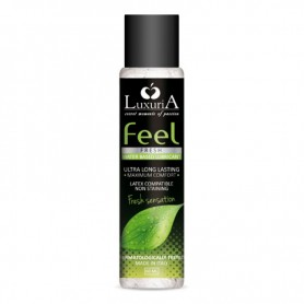 Lubrificante vaginale anale intimo gel sessuale extra fresh luxuria 60 ml