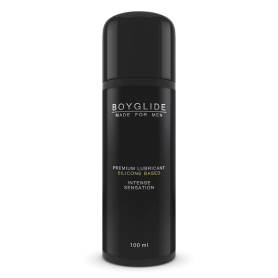 Lubrificante Boyglide a base silicone 100 ml
