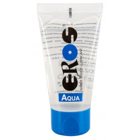 Gel intimo vaginale a base acqua eros Lubrificante anale salva preservativo 50 ml
