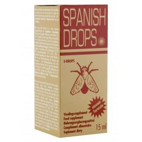 potenziatore stimolatore gocce Spanish Fly Drops Gold 15mll