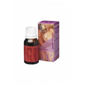 afrodisiaco massima prestazione sessuale gocce stimolatore uomo donna 15 ml