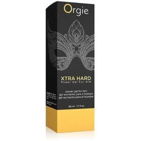 Gel crema per migliore erezione xtra hard power orgie 50 ml