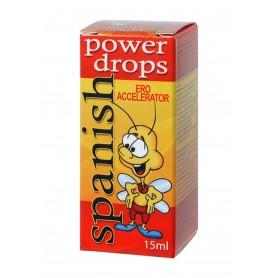 spanish fly power drops 15 ml