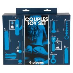 Kit sexy toys  Couples Blue