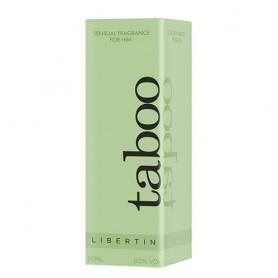 profumo ai feromoni Taboo Libertin for Men - 50 ml