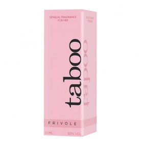 Profumo ai feromoni Taboo Frivole for Women - 50 ml
