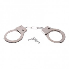 Manette costrittivo Silver handcuffs
