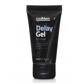 Gel ritardante CoolMann 40ml contro eiaculazione precoce
