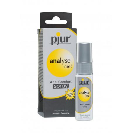 Spray rilassante anale pjur analyse me 20 ml