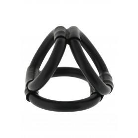anello fallico Tri Ring Cock Cage