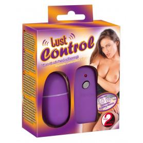 Ovetto vaginale vibrante Lust Control