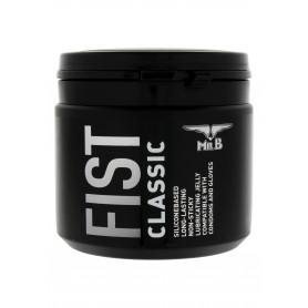 Lubrificante intimo ibrido Mister B FIST Classic 500ml